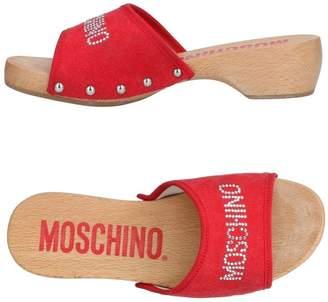 Moschino Mules