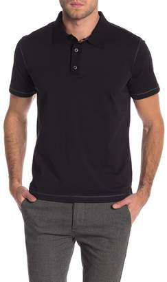 Robert Graham Fired Up Short Sleeve Knit Polo