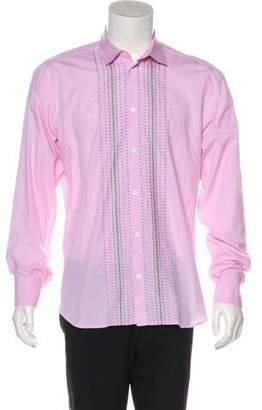 Paul & Joe Embroidered Woven Shirt