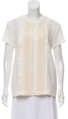Belstaff Lunan Bay Short Sleeve Top