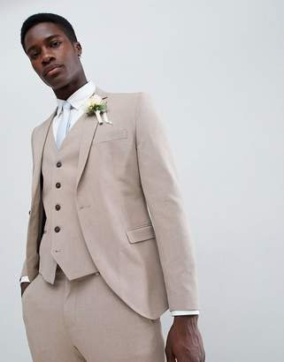 Selected Super Skinny Wedding Suit Jacket