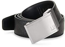 Dunhill Men's Automatic Leather Belt