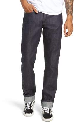 Naked & Famous Denim 'Weird Guy' Slim Fit Selvedge Jeans