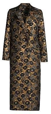 Mother of Pearl Women's Mable Brocade Coat