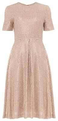 Phase Eight Paloma Dress, Rose Gold
