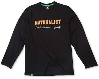 Lrg Men Naturalist Graphic T-Shirt