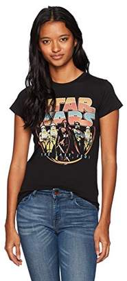 Star Wars Junior's Retro Style Poster Top