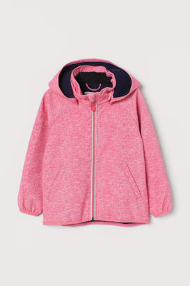 H&M Water-repellent Shell Jacket - Pink