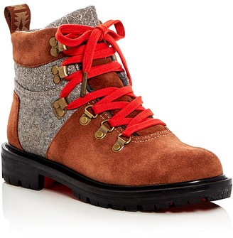 TOMS Summit Hiking Booties $149 thestylecure.com