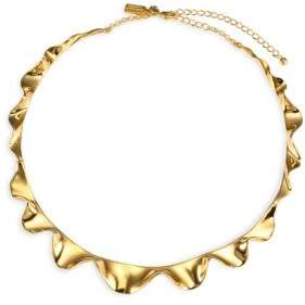 Kate Spade Frilled To Pieces Crew Necklace