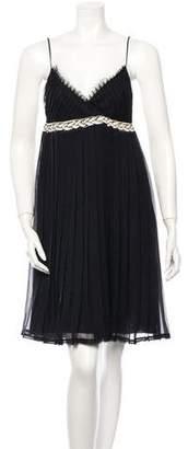 Vena Cava Pleated Empire Dress w/ Tags