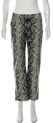 Miaou Mid-Rise Printed Pants