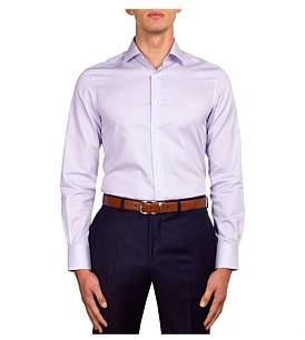 Hardy Amies Micro Stripe Slim Fit Shirt