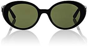Oliver Peoples The Row Women's Parquet Sunglasses - Black