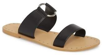 Topshop Hooray Ring Slide Sandal (Women)