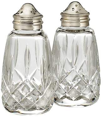 Waterford Lismore Crystal Salt & Pepper Set