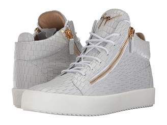 Giuseppe Zanotti May London Mid Top Zayn Sneaker