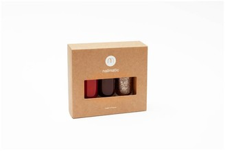 NAILMATIC Dita, Brune, Isis - 3 Patent Leather Boxes $26.40 thestylecure.com