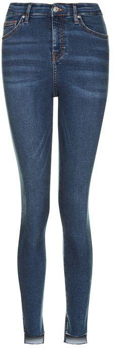TopshopTopshop Moto split step hem jamie jeans
