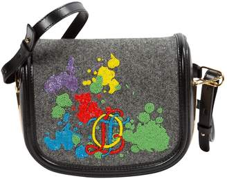 Olympia Le-Tan Leather crossbody bag
