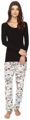 Josie Solstice Long Sleeve PJ Set Women's Pajama Sets