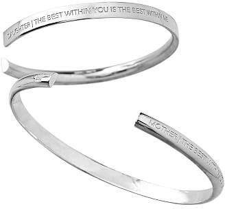 Stella Valle Mother-Daughter Bracelets, Set of 2