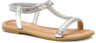 boohoo Embellished T-Bar Sandals