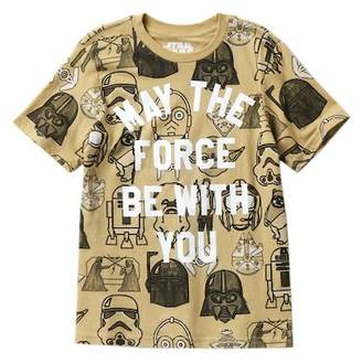 Mighty Fine Star Wars Force Tee (Little Boys)
