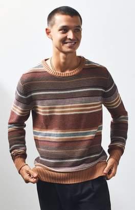 Banks Journal Ernie Stripe Crew Neck Sweater