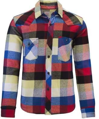Topo Designs Plaid Flannel Work Shirt - Men's
