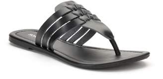 Sonoma Goods For Life Women's SONOMA Goods for Life Huarache Banded Sandals