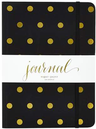 The Great Sugar Paper Polka Dot Journal