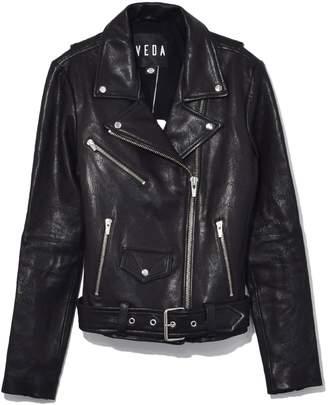 Veda Jayne Classic Jacket in Black