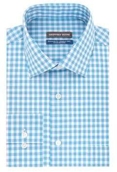 Geoffrey Beene Regular-Fit Tek Check Dress Shirt