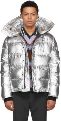 Kenzo Silver Down Jacket