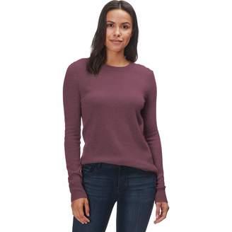White + Warren Essential Crewneck Sweater - Women's