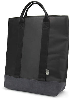 Mad Rabbit Kicking Tiger Caine Backpack-Tote in Meta Weave