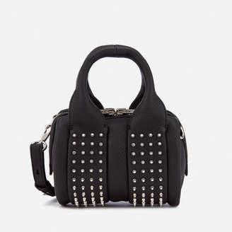 Alexander Wang Women's Baby Rockie Soft Micro Stud Bag - Black