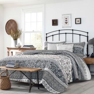 Stone Cottage Abbey Quilt Set