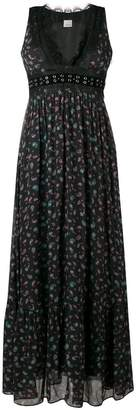 Pinko long paisley print dress