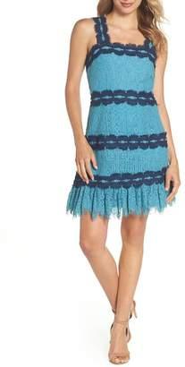 Foxiedox Lula Ruffle Lace Dress