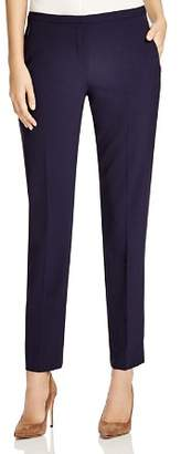 Elie Tahari Jillian Stretch Wool Slim Pants
