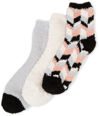 Ellen Tracy 3-Pack Cozy Socks