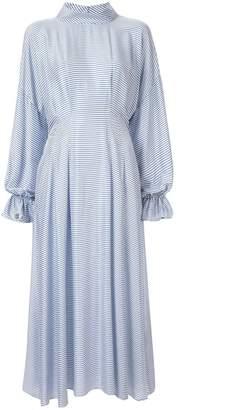 Rachel Comey striped midi dress