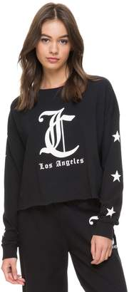 Juicy Couture JC Los Angeles Graphic Tee
