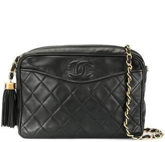 b10ea3a3ecd7 Chanel Pre-Owned tassel chain shoulder bag