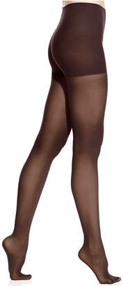 DKNY Women Comfort Luxe Semi Opaque Control Top Tights