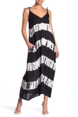 Tiare Hawaii Rapture Tie-Dye Dress