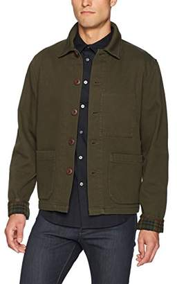 French Connection Men's Cotton Row Jacket