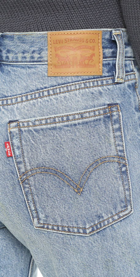 Levi's Wedgie Icon Jeans 5